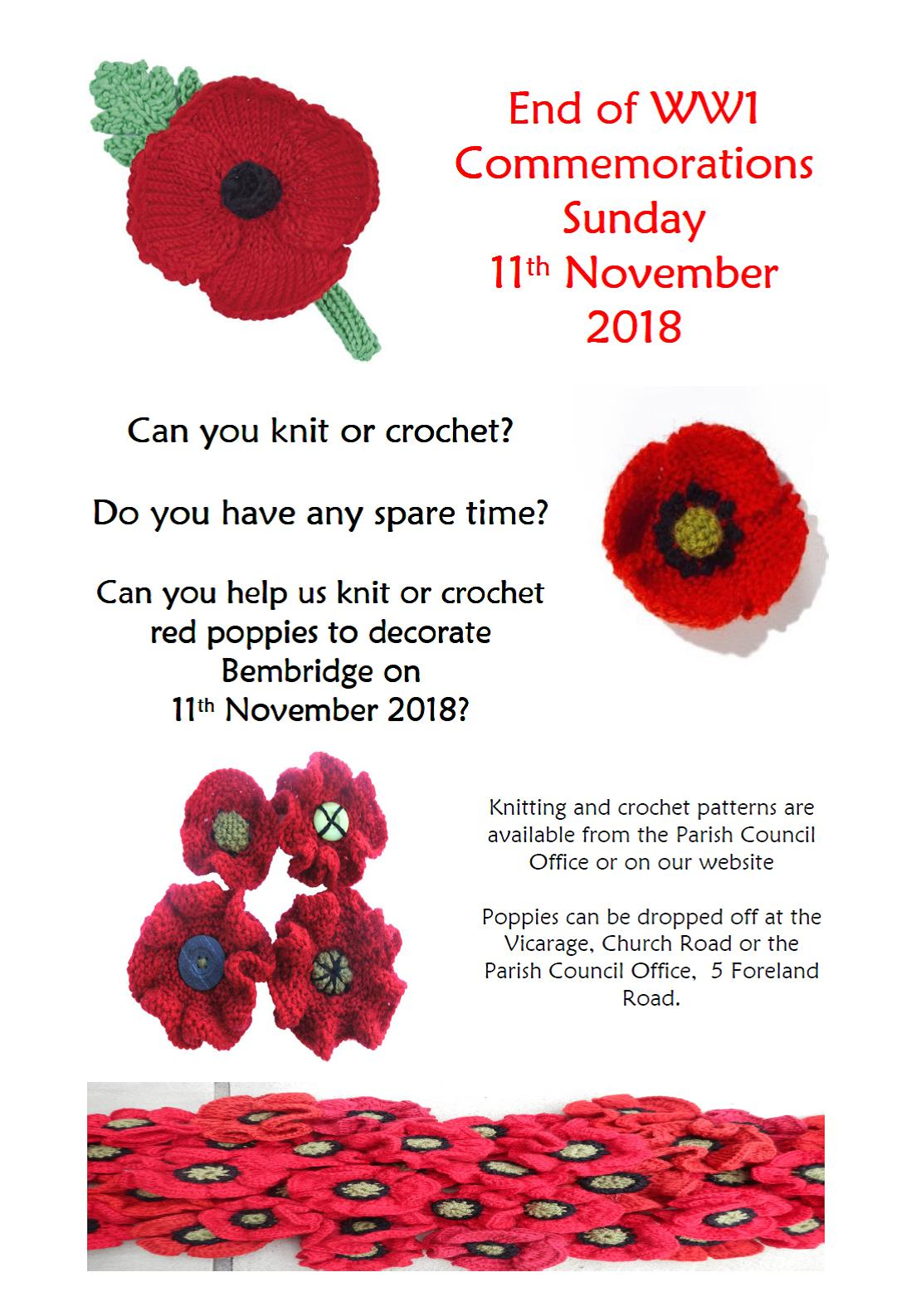 Can you knit or crochet bembridge parish council mightylinksfo